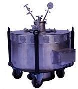 Electromagnetic Stir Casting System