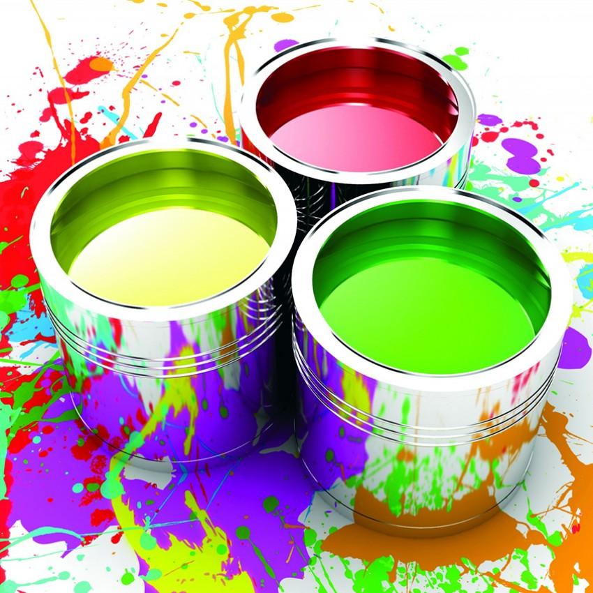 Antibacterial Paint