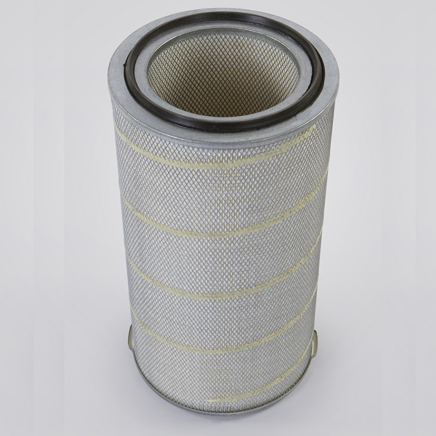 Power plant Air Filtration