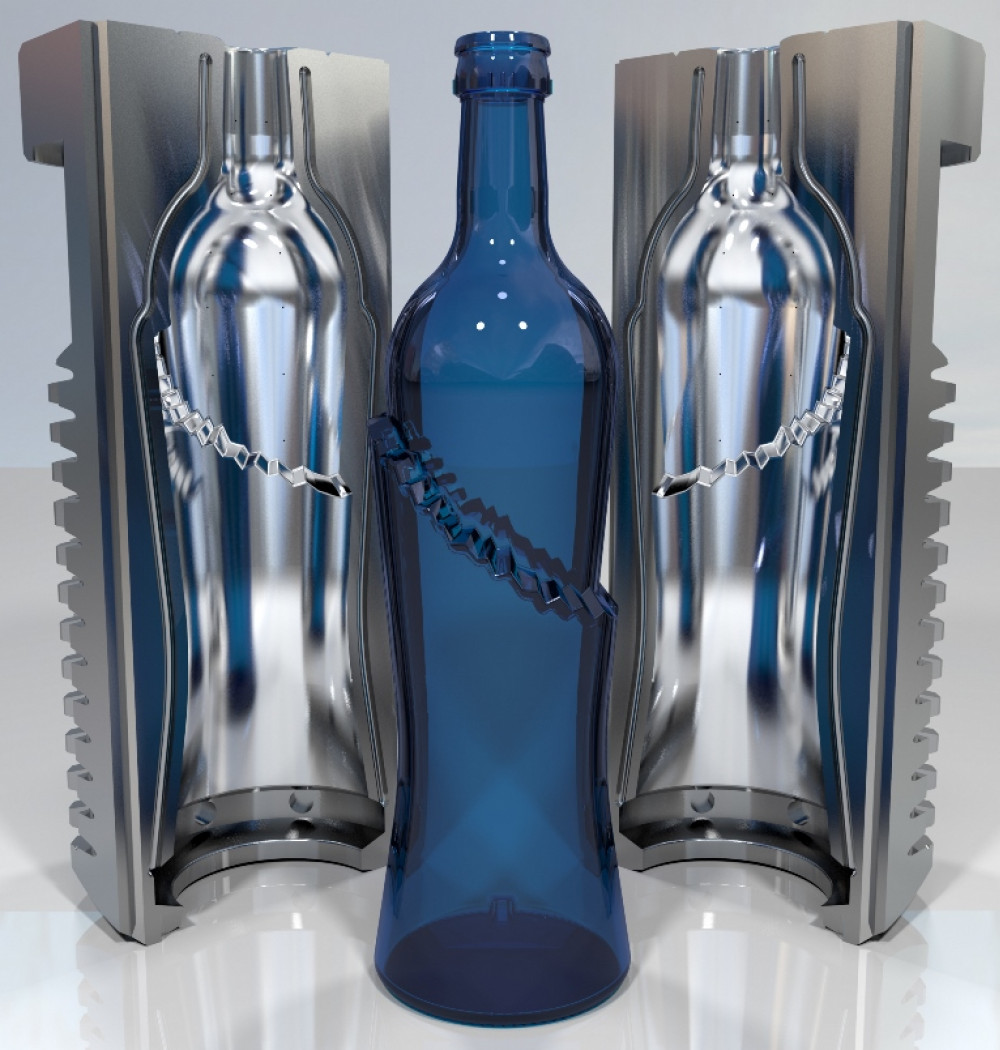 The Service of Hard Coatings on Glass Production Molds
