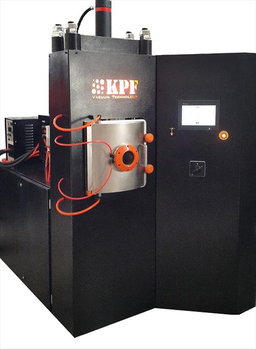 Vacuum Hot Press System