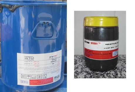 Expandable Rubber Mastic sealant with modified rheology (AKT Seal 181001)