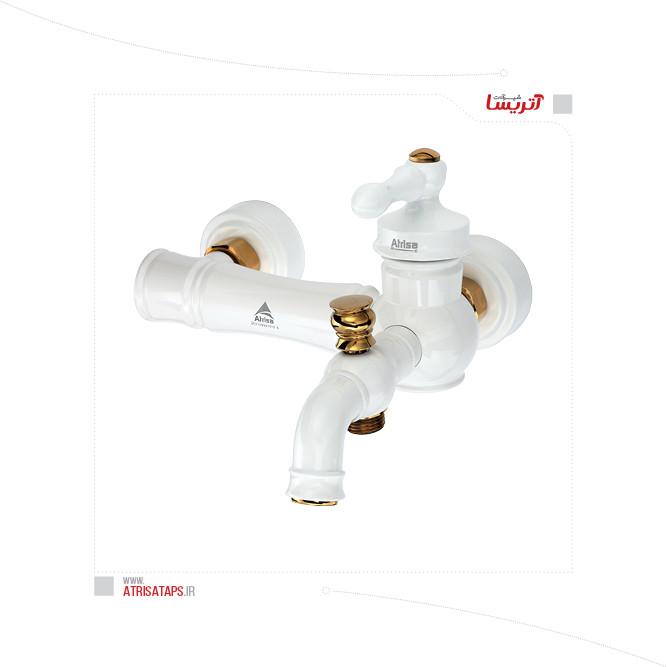 Golden Sanitary Faucet