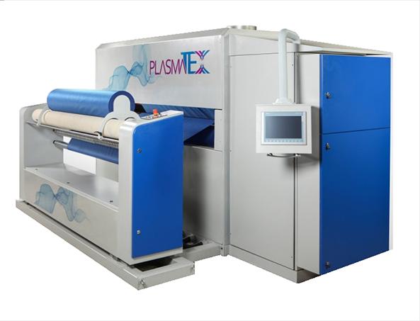 Textile Plasma Processing Unit