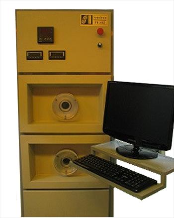 DC-Plasma Enhanced Chemical Vapor Deposition System