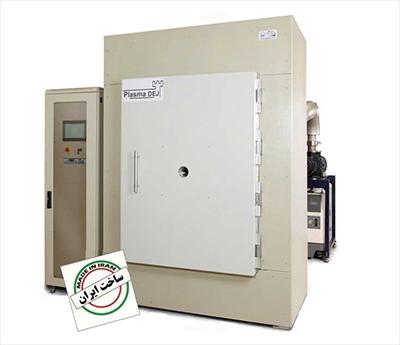 Industrial Vacuum Plasma Processing Unit (Plasma DEJ)
