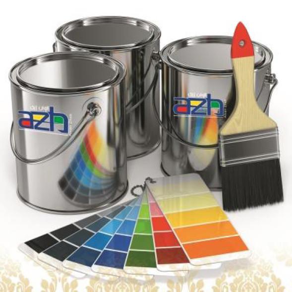 Acrylic AntiBactrial Paint