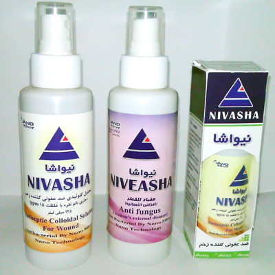 Wound Site Disinfectant Spray