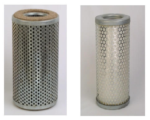 Natural gas filter to improve the particle filtration efficiency