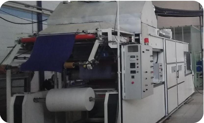 Providing PAN nanofiber electrospinning services