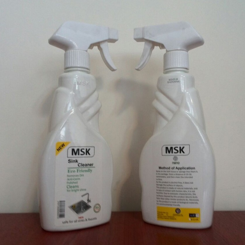 Sinks Cleaner Solution