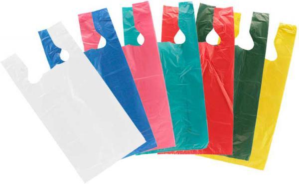 Resistant Plastic Bag