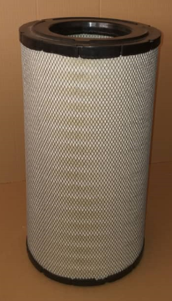 Air filters for heavy vehicles, road construction and agricultural machinery