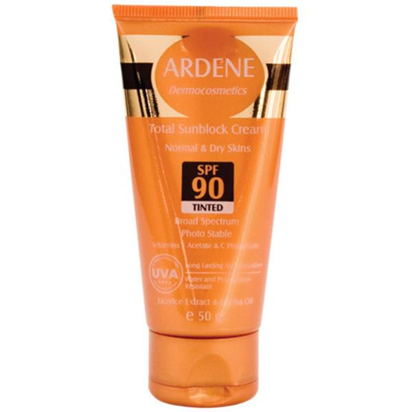 Total Sunblock Tinted Cream (SPF:90)