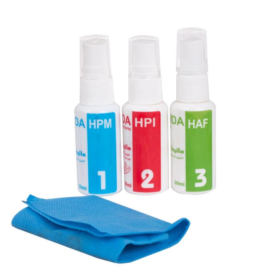 Manida Glass Hydrophobic Spray