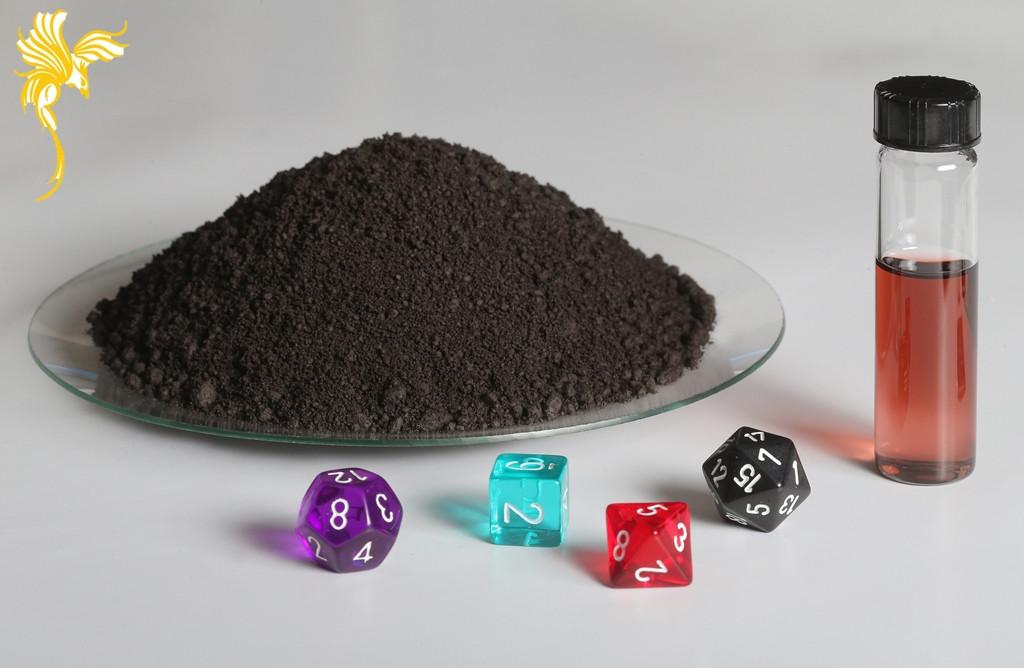 Nanostructure Silver Powder