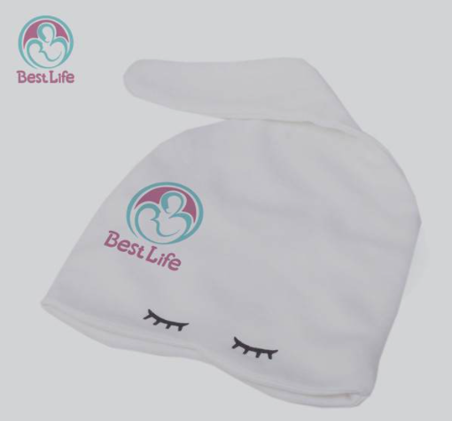 Antibacterial baby hat