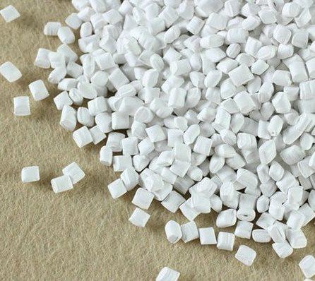 White Polyethylene Based Masterbatch with Improved Mechanical Properties