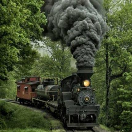 Locomotive Air Filter