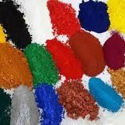Electrostatic antibacterial powder paint