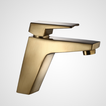 Decorative Coated Sanitary Faucet