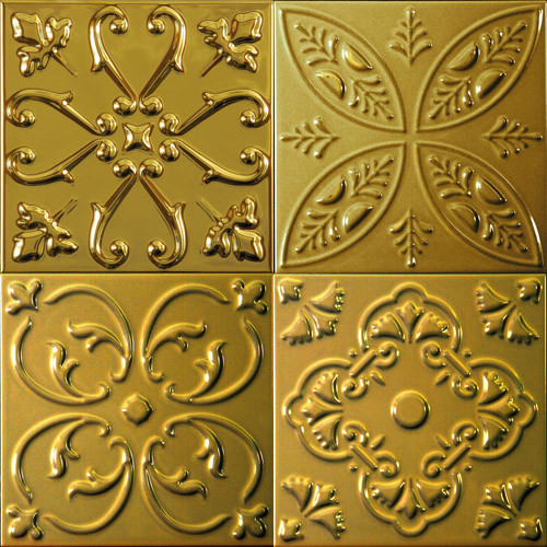 Services of decorative coatings on tiles