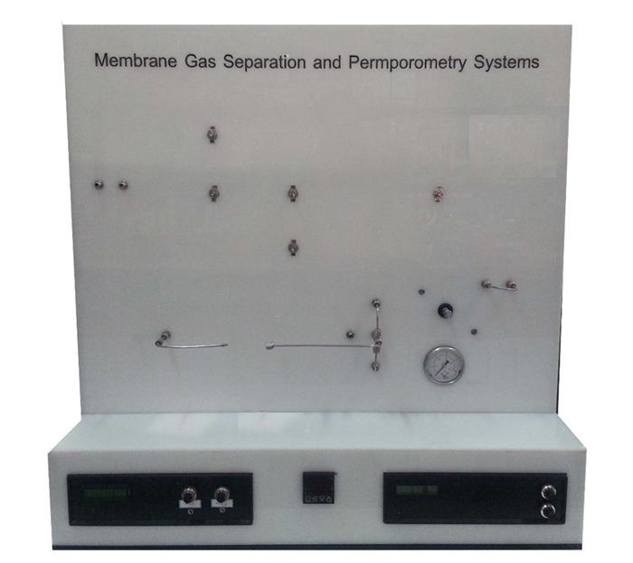 Membrane Gas Separation and Permporometry System