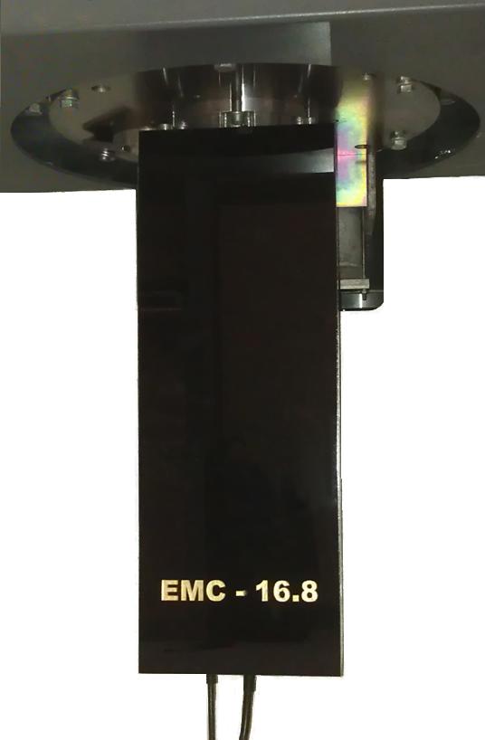 Electron Microscope Camera