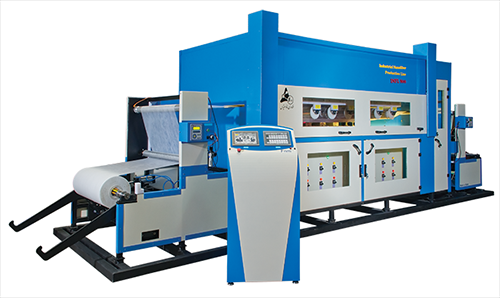 Industrial Electrospinning  Machine