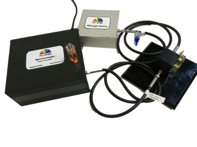 Miniature UV-VIS-NIR Spectrometer