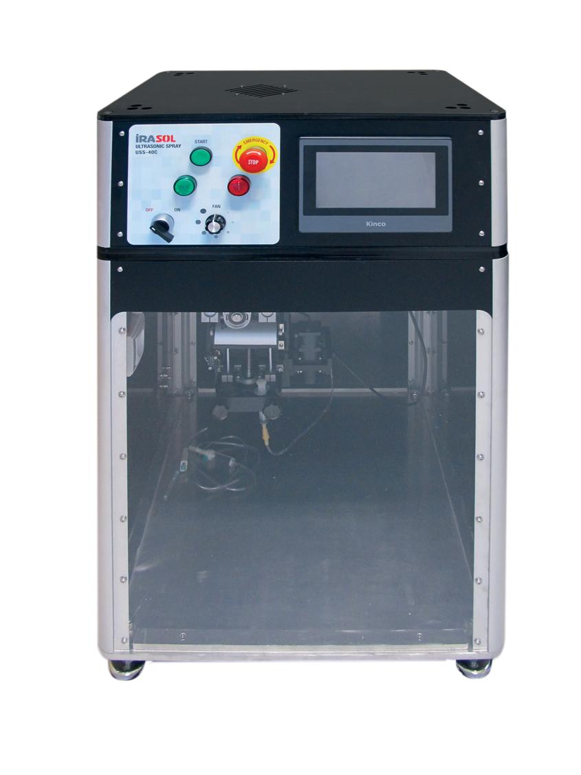 Ultrasonic Spray System