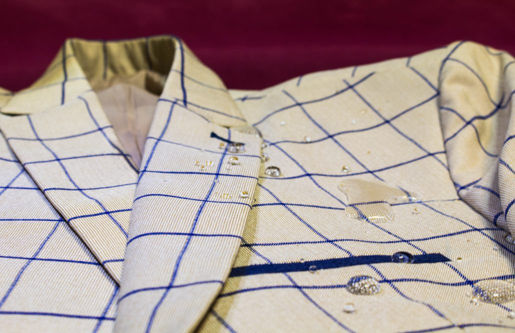 NANOIDENT Waterproofing Solution for Textiles