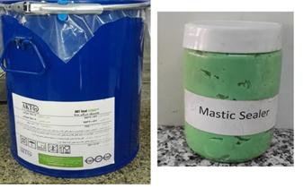 Rubber mastic sealant (AKT Seal 171001)