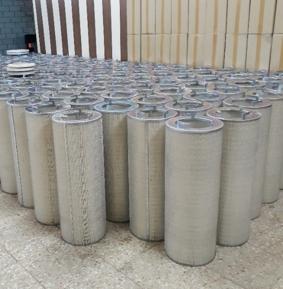 Power plant Air filter